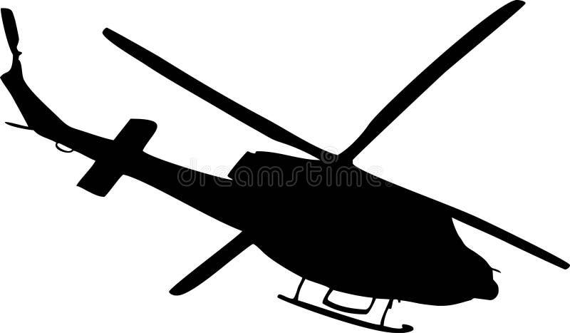 helikopter ilustracji
