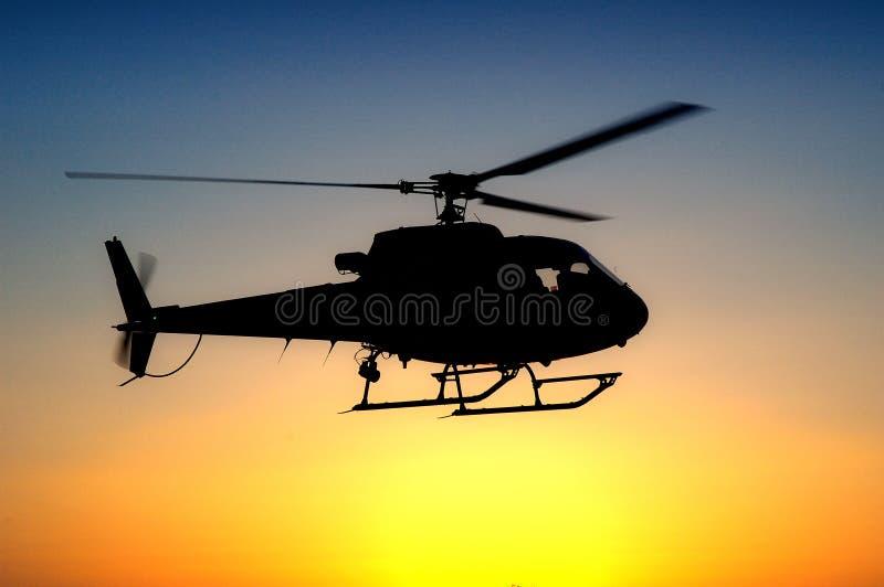 helikopter obraz royalty free