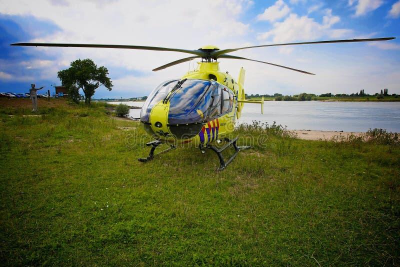 helikopter arkivfoton