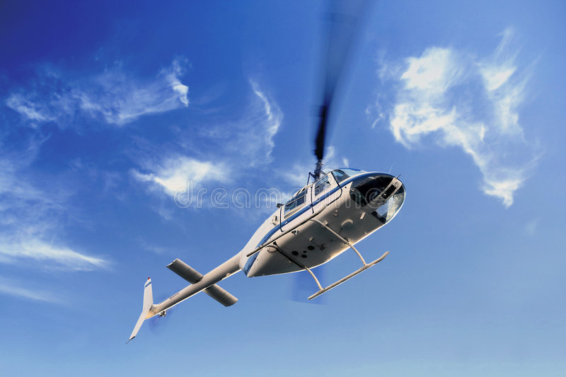 helikopter obrazy royalty free