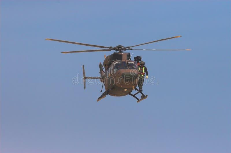 helikopter bk zdjęcie stock