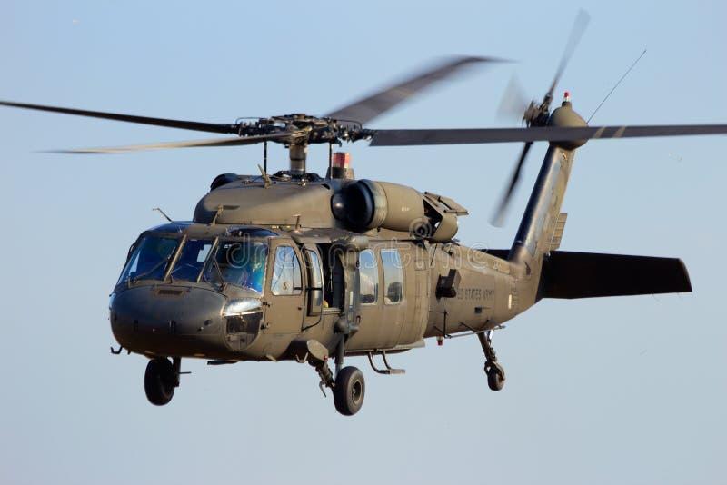 Helikopter för USA Blackhawk
