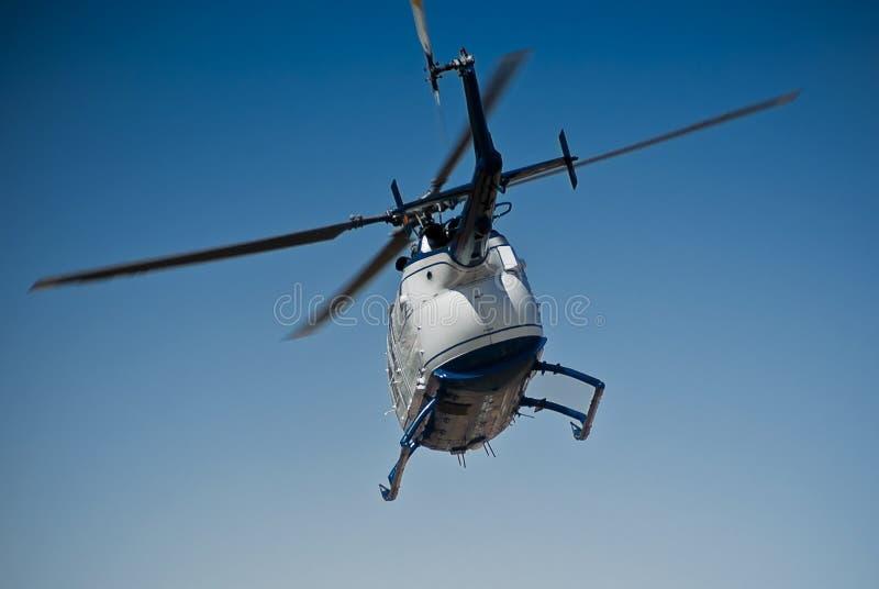 Helikopter - MBB BO-105CBS-4 zdjęcia royalty free