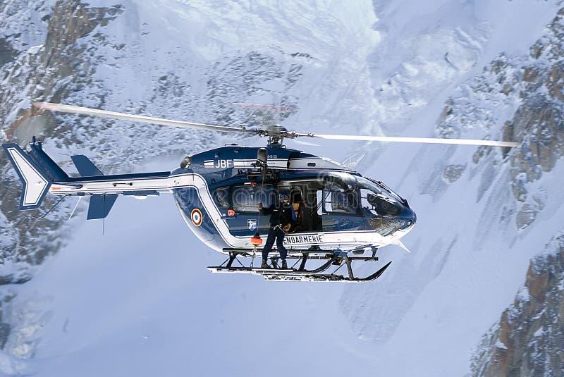 helikopter ratunkowy zdjęcia stock