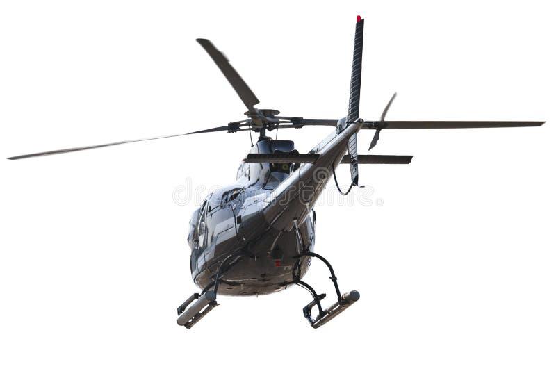 helikopter strona odosobniona tylni obrazy royalty free