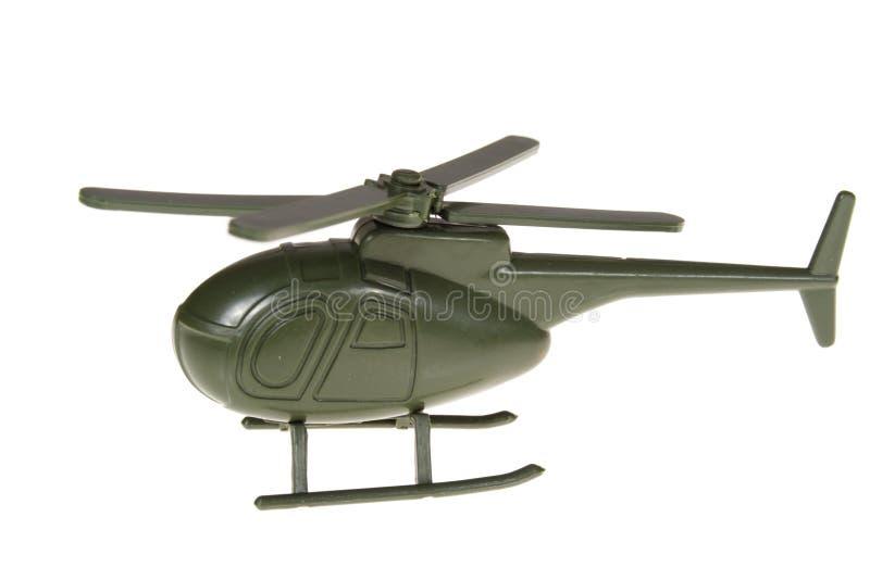 helikoptermilitärtoy arkivfoto