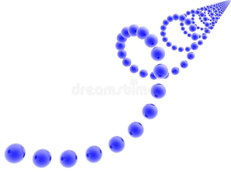 helix 3d иллюстрация штока