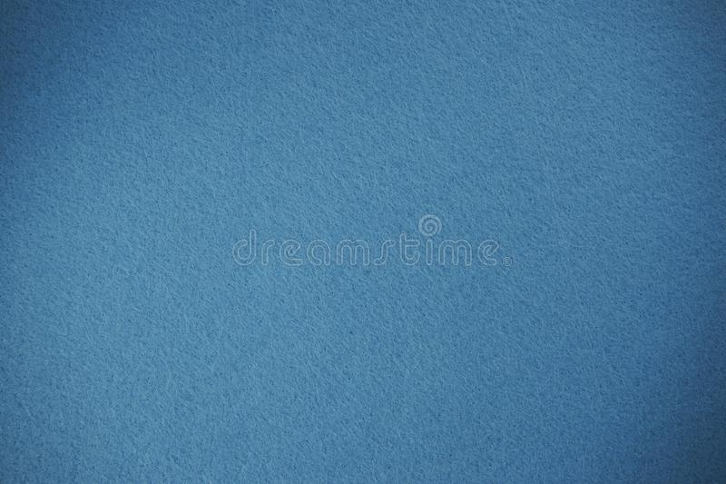 Hellblauer Filzbeschaffenheitshintergrund stockbilder