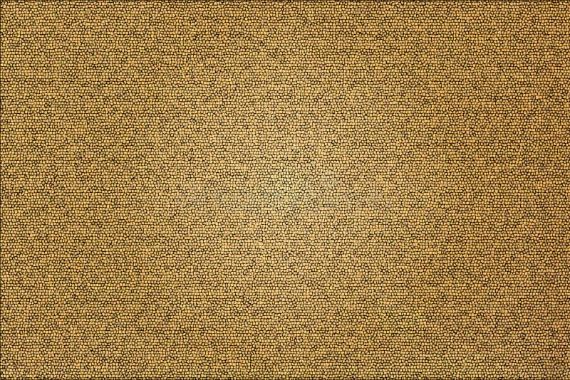 Hellbrauner Hintergrund lizenzfreie abbildung