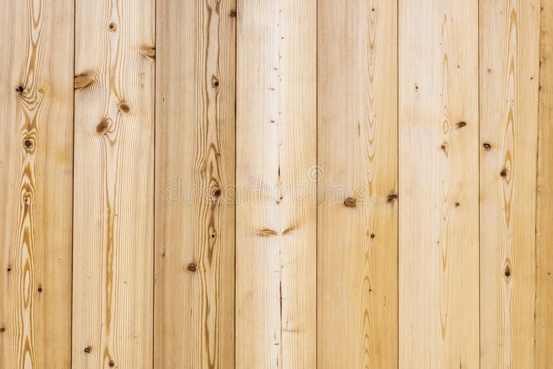 Hellbraunes Holz mit hölzernem Korn lizenzfreie stockfotografie