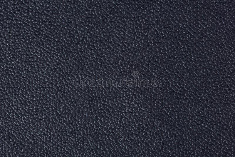 Helle dunkelblaue lederne Luxusbeschaffenheit für Ihr einzigartiges Projekt stockfoto