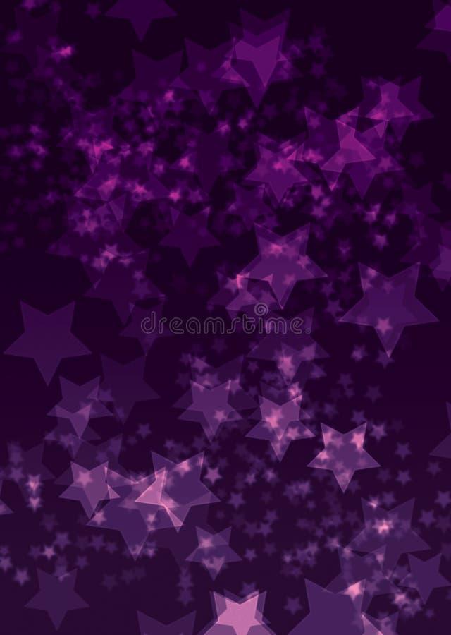 Helle Sterne vektor abbildung