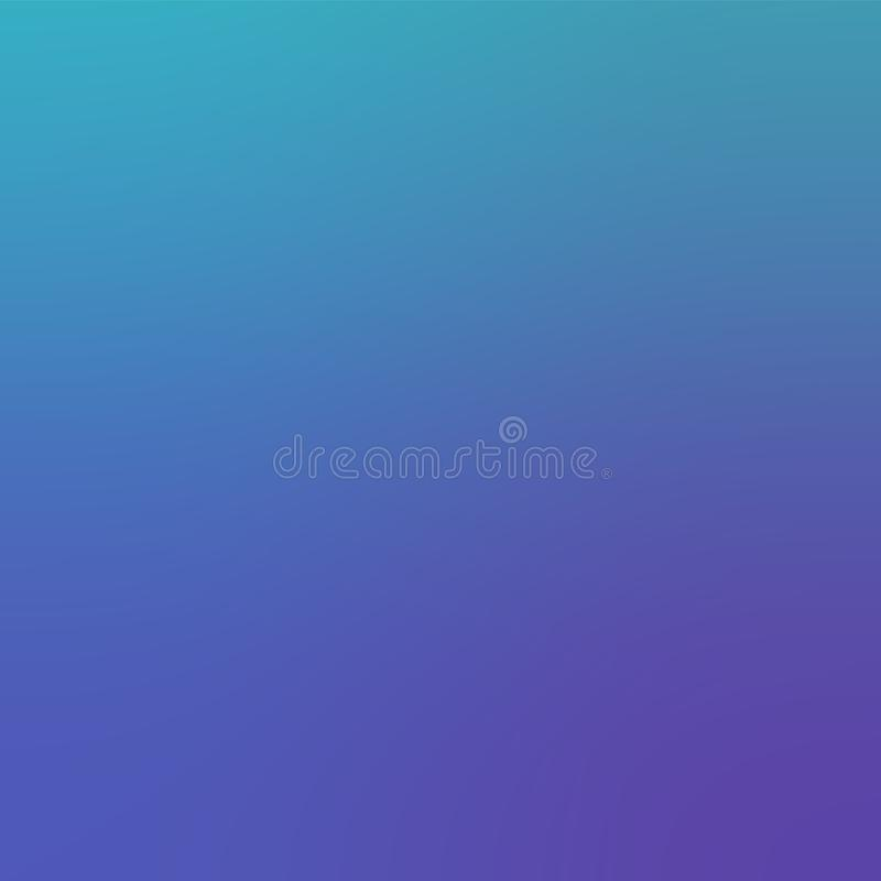 Helle Violet Trendy Gradient Background Defocused weicher unscharfer Hintergrund vektor abbildung