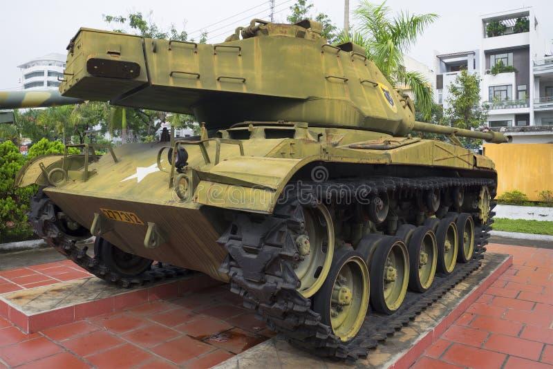 Heller Behälter M41 Walker Bulldog In Danang, Vietnam Redaktionelles ...