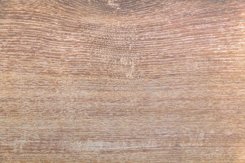 Heller Eichenholz-Braunkorngefügehintergrund Naturschmutzklaps lizenzfreie stockbilder