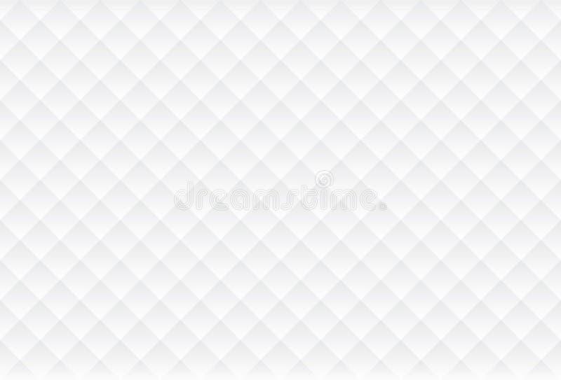 Heller einfacher abstrakter Luxushintergrund stock abbildung