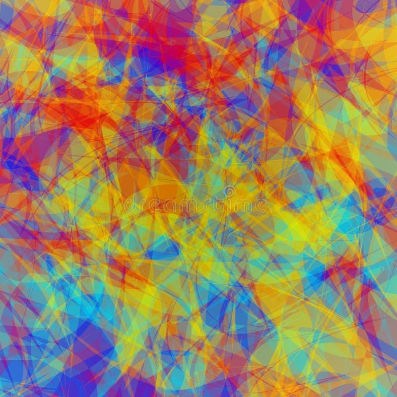 Heller farbiger abstrakter Hintergrund lizenzfreie stockbilder