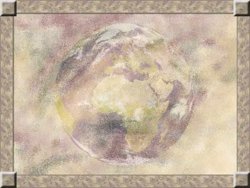 Heller Pastellhintergrund lizenzfreies stockfoto