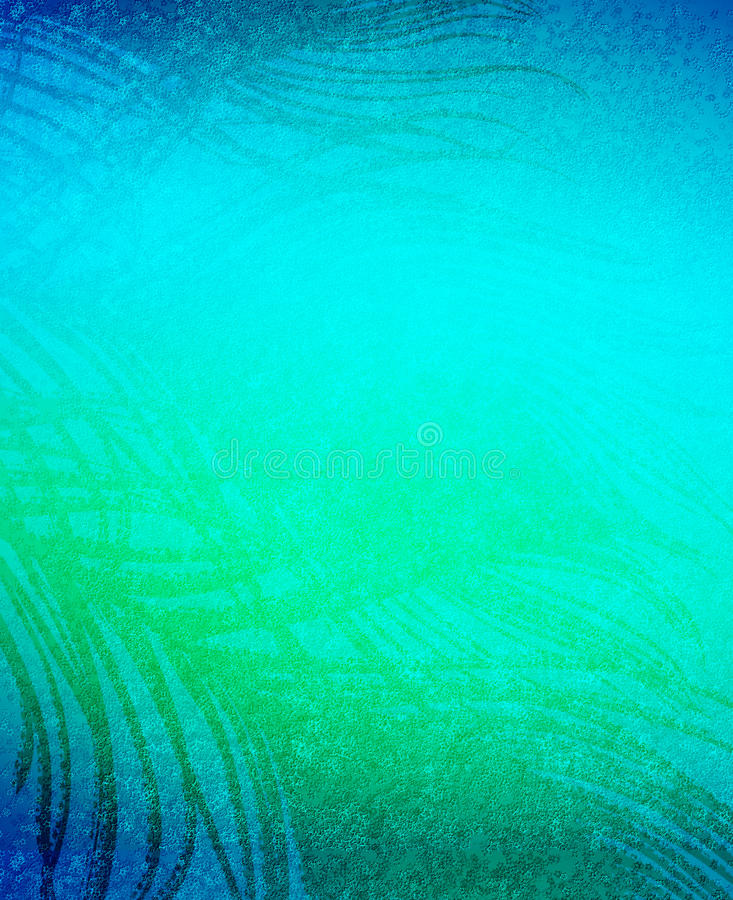 Heller Pfaufeder grunge Hintergrund lizenzfreie abbildung