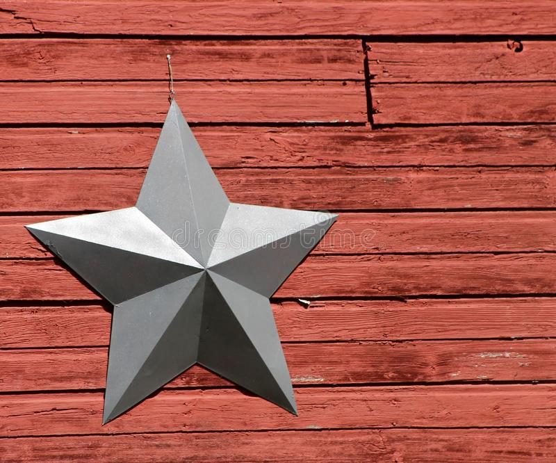 Heller Stern des Sternes hell stockbild