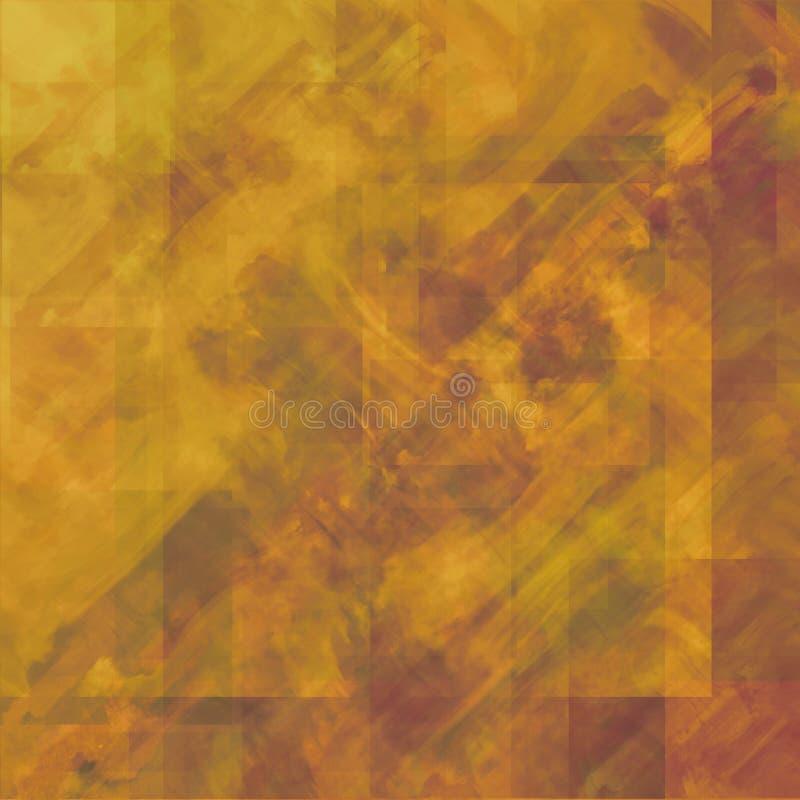 Heller strukturierter Hintergrund Handgemalte Kunst Staubiger künstlerischer Hintergrund vektor abbildung