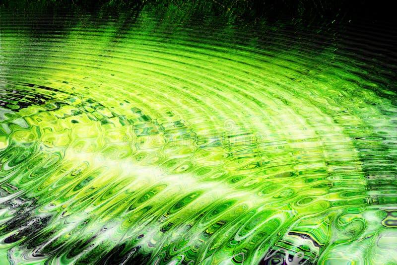Helles abstraktes Wasser lizenzfreie abbildung
