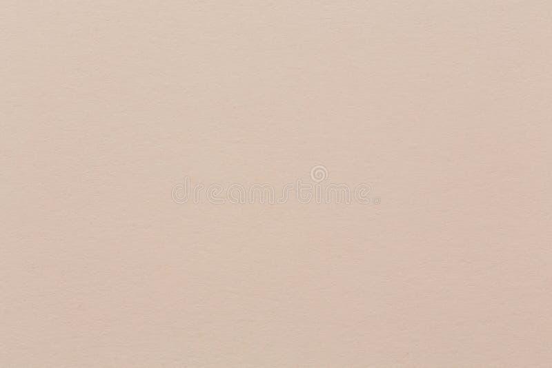 Helles beige Papier mit Weinleseschmutzbeschaffenheit stockbilder