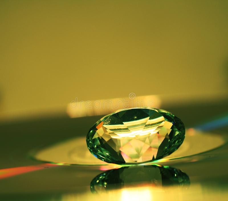 Helles Juwel stockbild