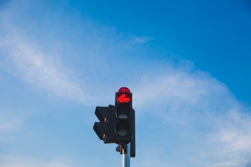 Helles Signal lizenzfreies stockbild