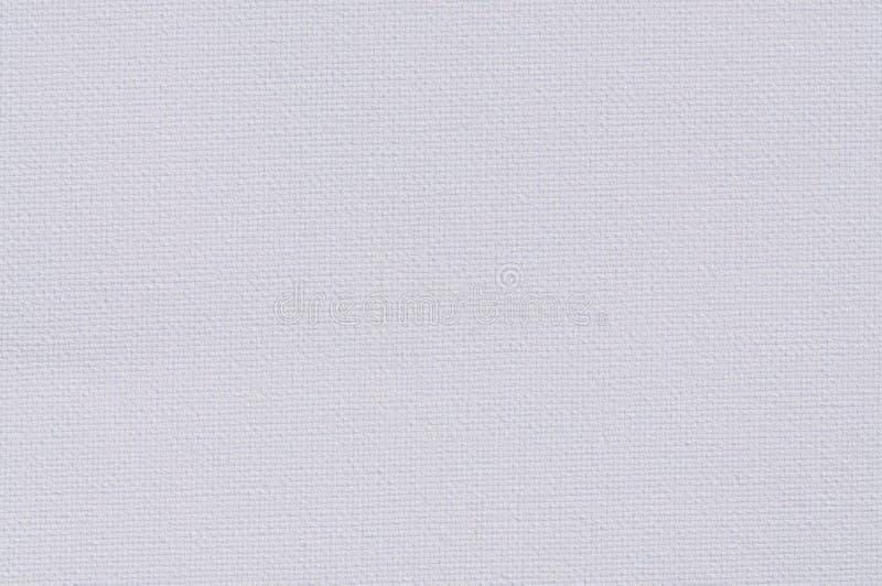 Helles weißes Kunstsegeltuch stockbilder