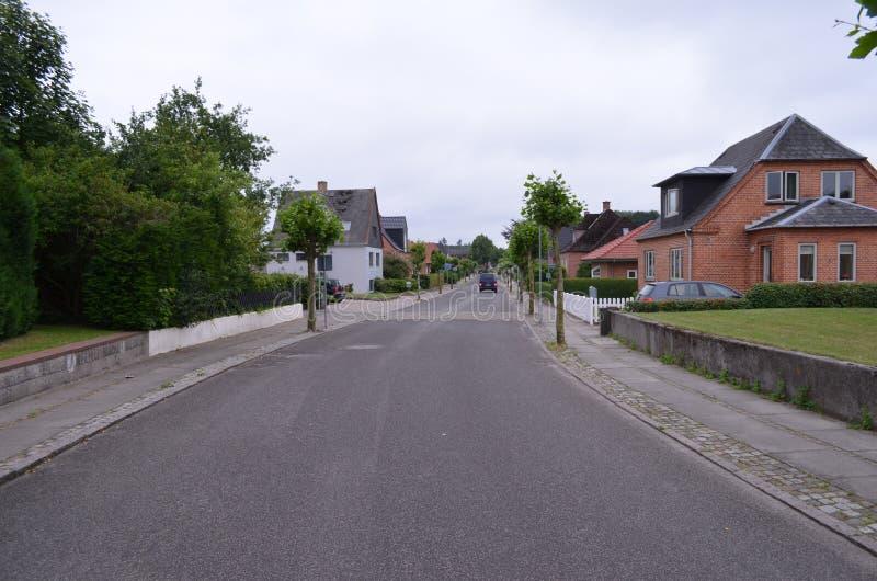 Hellevad, Denemarken stock foto's