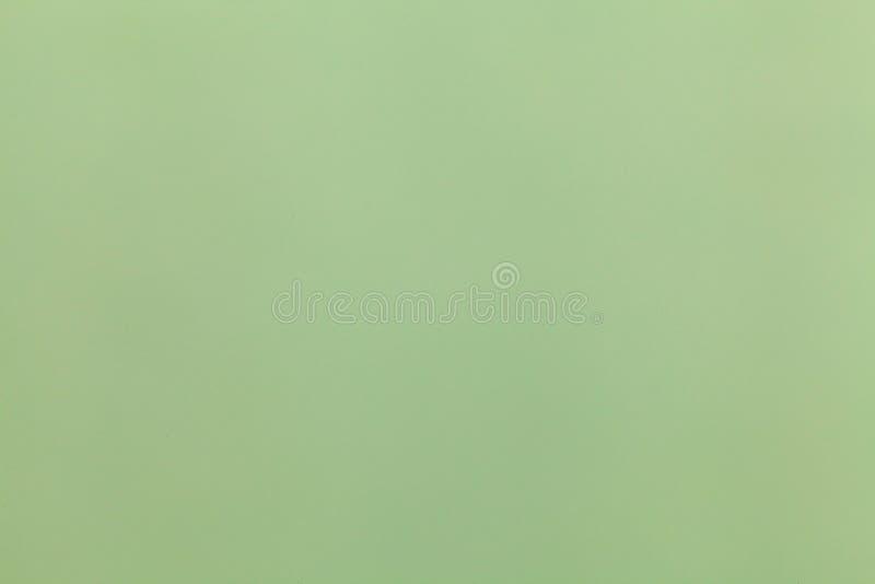 Hellgrüne Papierbeschaffenheit für Hintergrund Selektiver Fokus lizenzfreies stockbild