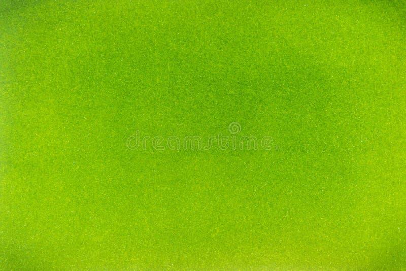 Hellgrünes Gewebe gemasert für den Hintergrund stockbilder
