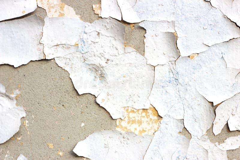 Hellgraue konkrete der alten Weinlese des Schmutzes schmutzigen gebrochenen und Zementform-Beschaffenheitswand oder Bodenhintergr stockfotografie
