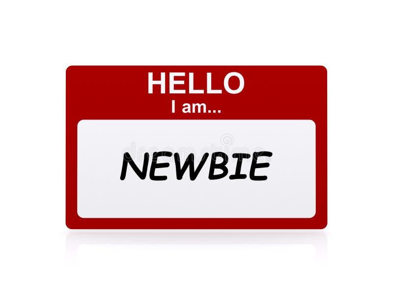 Newbie ? Who?
