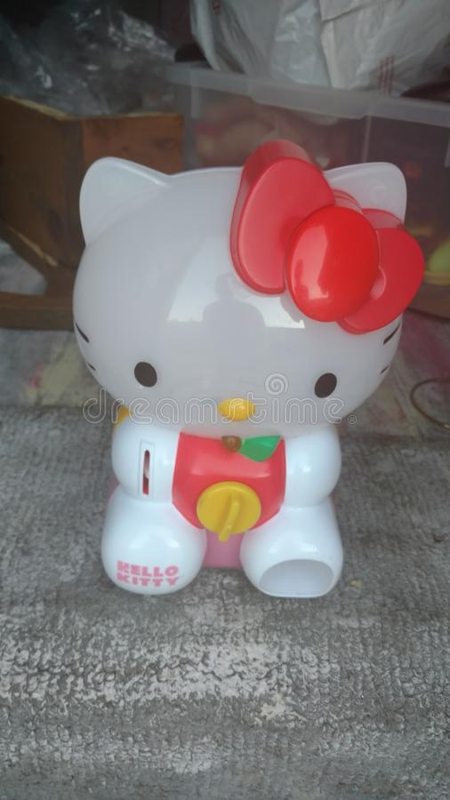 Hello Kitty photographie stock