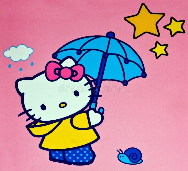 Hello Kitty foto de archivo