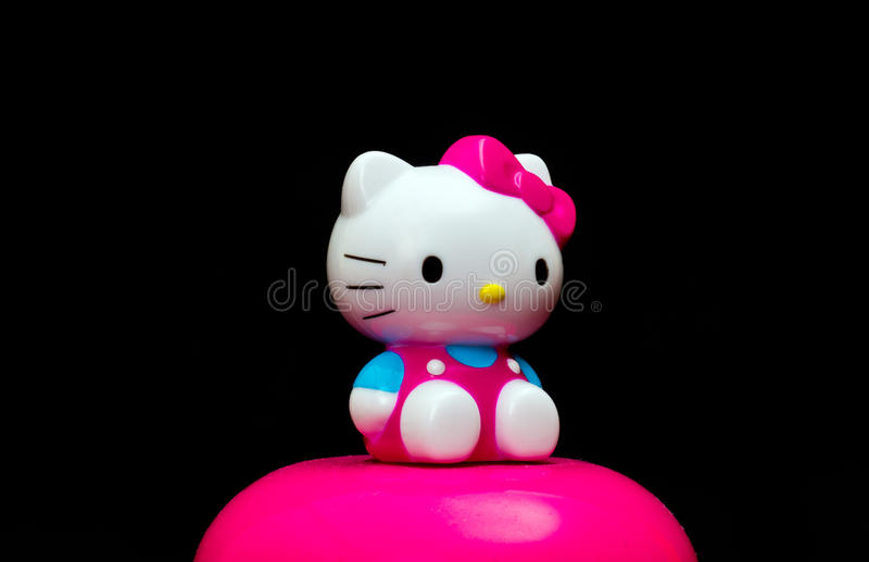 Hello Kitty imagen de archivo