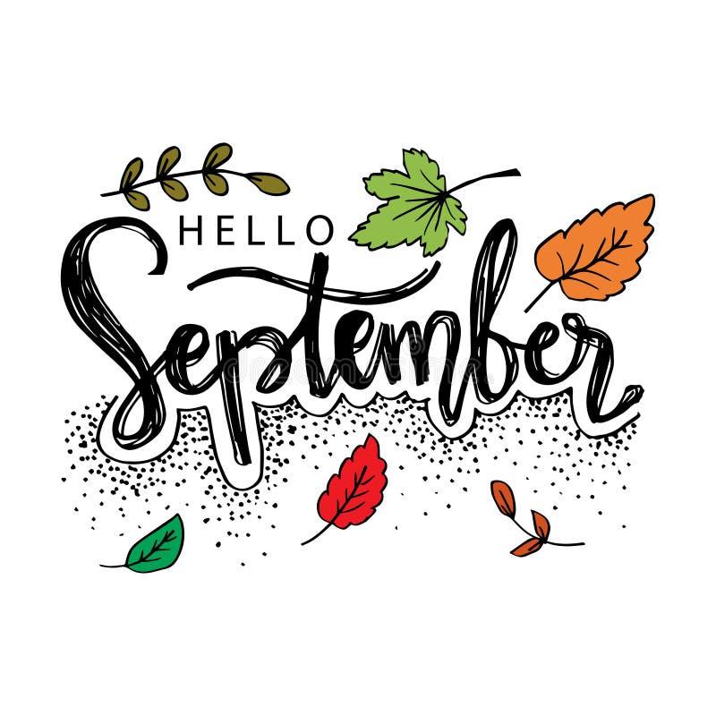 September Stock Illustrations – 139,870 September Stock Illustrations,  Vectors & Clipart - Dreamstime
