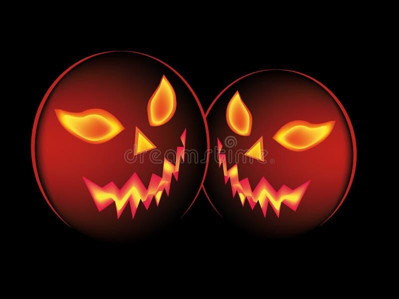 Download Helloween stock vector. Image of carving, burn, october - 11155743