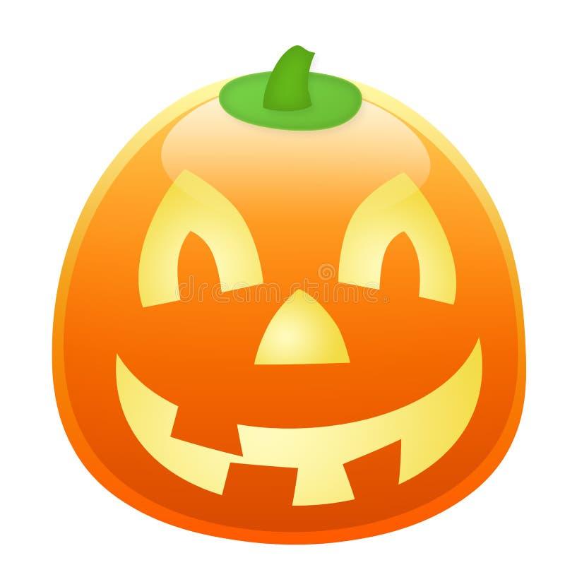 Helloween Pumpkin Royalty Free Stock Image
