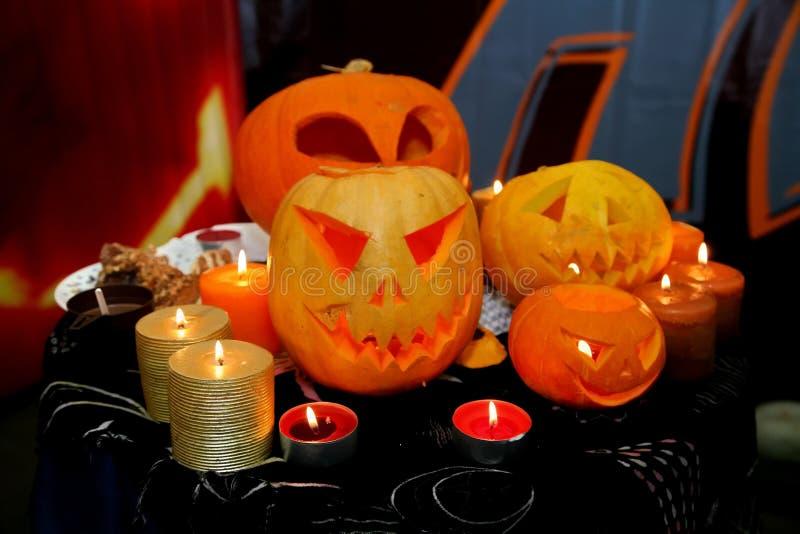 Helloween (pumpkin) Stock Photo