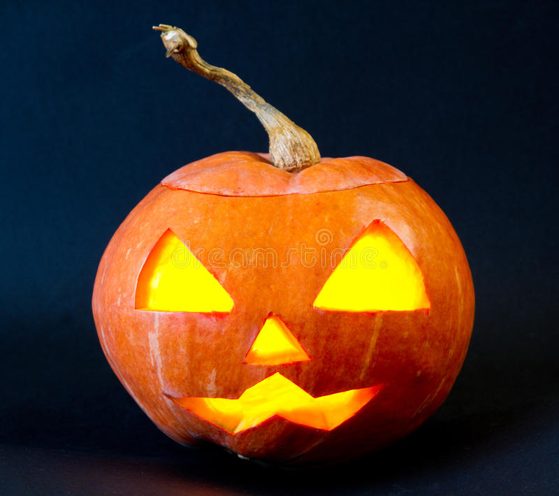 Download Helloween pumpkin stock image. Image of evil, holiday - 22679085