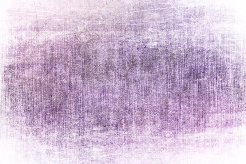Hellpurpurnes Schmutz-dunkles gebrochenes Rusty Distorted Decay Old Abstract-Segeltuch-malendes Beschaffenheits-Muster Autumn Bac stockfotos