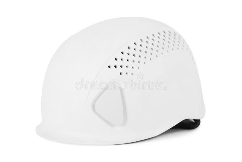 Helm voor berg geïsoleerds beklimmen stock foto's