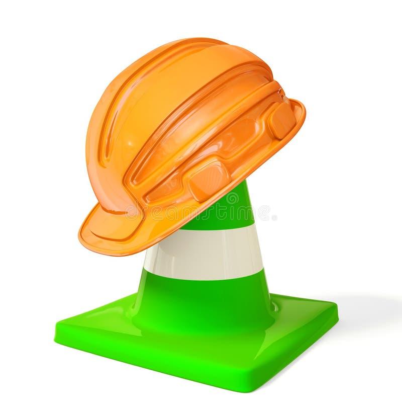 Download Helmet stock illustration. Image of green, drawing, building - 22554014