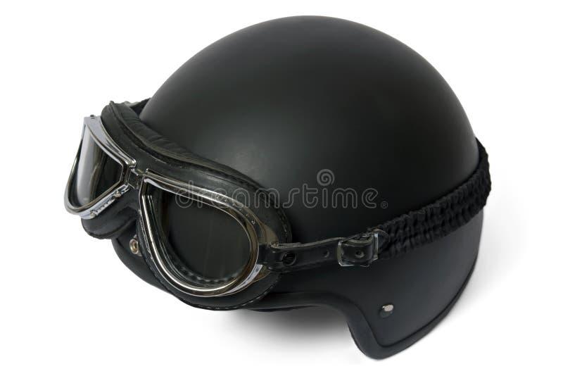 Helmet Adn Goggles Stock Image