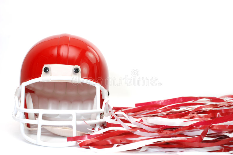 Helmet and Shakers royalty free stock photography