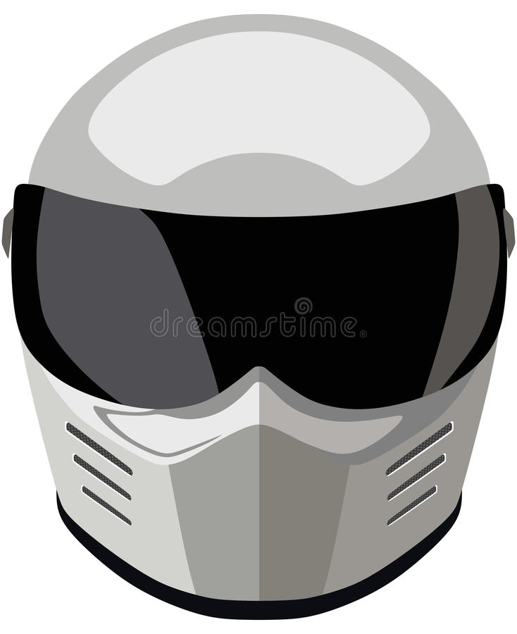 Helmet stock illustration