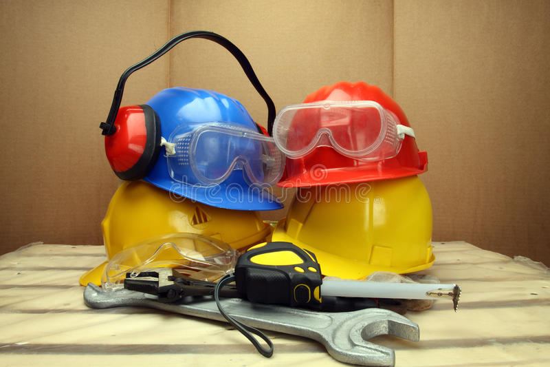 Download Helmets stock photo. Image of careful, life, protection - 18478812